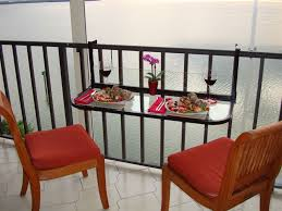 patio furniture small balconies balcony bar table folding balcony condo patio furniture