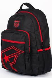 Рюкзак <b>FAMOUS</b> The One Backpack (Black-Red)   xn--80akuplt.xn ...