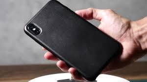 Кожаный <b>чехол Ubear для</b> iPhone - YouTube