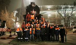 L-3516 <b>Locomotive</b>   FC Lokomotiv Moscow