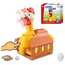 <b>Настольная игра S</b>+<b>S Toys</b> Кричащие яйца — купить недорого на ...