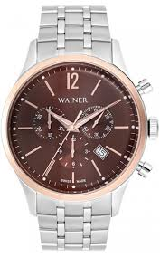 <b>WA</b>.<b>12528-G Wainer</b> swiss wrist watches for men - buy at Slava ...