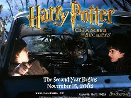 harry potter and the chamber of secrets screensaver screenshot