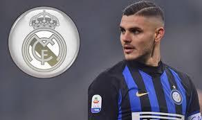 Real Madrid transfer news: Perez targets Icardi in Inter retaliation ...