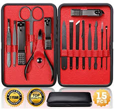 Nail Clippers Sets High Precisio Stainless Steel Nail ... - Amazon.com