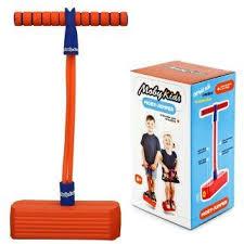 """<b>Тренажер для прыжков</b> со звуком """"Moby-Jumper"""" (оранжевый ..."""