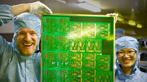 Inside a Huge <b>PCB</b> Factory - in China - YouTube