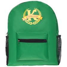 <b>Рюкзак Unit Easy</b>, <b>зеленый</b> (артикул 6337.90) - Проект 111
