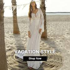 Women's chic <b>boho style</b> dresses and accessories from $7.99
