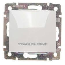 Р7613. Механизм <b>Valena 774411 выключателя</b> 1кл. кнопочный с ...