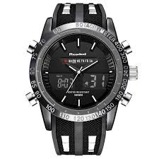 (1) <b>Watches Men Sports</b> Waterproof LED Digital Quartz <b>Men</b> Military ...