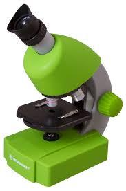 <b>Микроскоп BRESSER Junior</b> 40-<b>640x</b> с набором для опытов ...