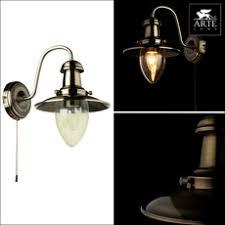 <b>Бра ARTE LAMP A5518AP-1AB</b> FISHERMAN 1xE27 60W