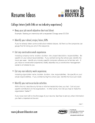 how to write an objective for resume com how to write an objective for resume to get ideas how to make captivating resume 10