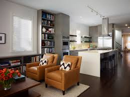 Small Kitchen Living Room Kitchen And Living Room Ideas Awesome Small Kitchen Living Room