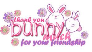 Resultado de imagen para thank you for your friendship