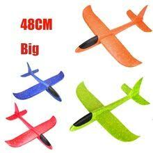 2019hot <b>48cm</b> Glider Airplane Outdoor Parental Educational Toys ...