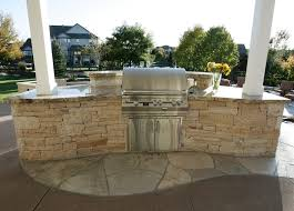 gallery outdoor kitchen lighting: denver outdoor kitchen gallery landscape connection outdoor kitchens grills and dining