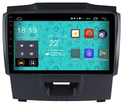 <b>Автомагнитола Parafar</b> 4G/LTE IPS Chevrolet Trailblazer Android ...