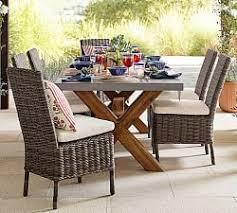<b>Outdoor</b> Dining Furniture, <b>Dining Tables</b> & <b>Dining Sets</b> | Pottery Barn