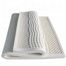 <b>Natural Latex Mattress Breathable</b> Ventilated 7 Zone Massage ...