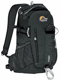 <b>Рюкзак Lowe Alpine Edge</b> 20 black — купить по выгодной цене на ...