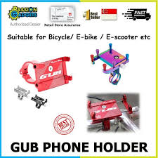 <b>GUB G-81</b> Bicycle Phone Holder, Mobile Phones & Tablets, Others ...