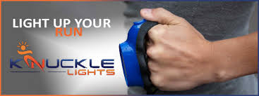 Knucklelights: Light Your Path!!!! Be Seen!!!!