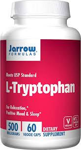 Jarrow Formulas L-Tryptophan, for Relaxation ... - Amazon.com
