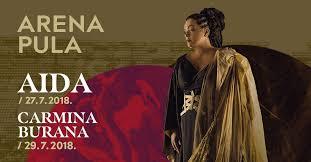 CARMEN   SYMPHONY N.9   AIDA @ Arena Pula   <b>SUMMER</b> ...