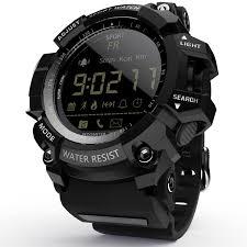 LOKMAT <b>Smart Watch bluetooth</b> digital men clock Pedometer ...