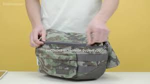 Обзор <b>сумки</b> EastPak Doggy <b>Bag</b> XXL Woolrich - YouTube