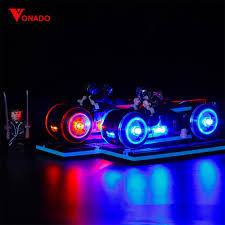 <b>Vonado</b> Upgrades Your LEGO Builds with Custom <b>LED Lighting</b>