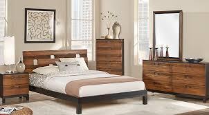 gardenia honey 5 pc king platform bedroom bedroom set light wood light