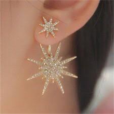 <b>Rhinestone Crystal</b> Drop/Dangle Fashion <b>Earrings</b> for sale | eBay