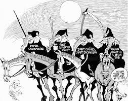 cd 36 election today hahn vs huey courtesy of khalil bendib an otherwords39 cartoonist