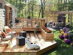 Outdoor Deck Design Ideas how to lay out a deck decking and lifestyle