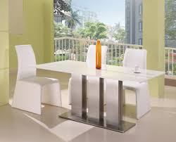 round white marble dining table: modern white dining room set g with white chairs pictures to pin on