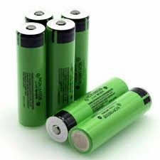 New Panasonic Batteries <b>HIXON</b> NCR18650B 3.7V 3400mAh ...