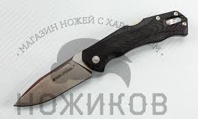 <b>Нож складной Snow</b> Leopard, Satin | www.gt-a.ru