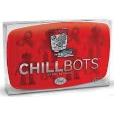 "<b>Форма для льда</b> ""Chillbots"" бренда <b>Fred & Friends</b> – купить по ..."