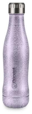 Купить <b>Термобутылка</b> Rondell Disco (<b>0</b>,<b>4 л</b>) lilac по низкой цене с ...