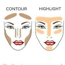 learn how to contour your face with diffe videos you need to contour your face