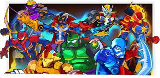 Robot <b>Super</b>: <b>Hero</b> Champions - Apps on Google Play