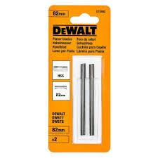 <b>Ножи для рубанка DeWalt</b> 82мм (пара) DT3905 купить в ТМК ...