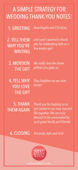 a simple strategy for writing wedding thank you notes how to a simple strategy for writing wedding thank you notes how to word wedding thank you notes when i get married wedding graduation and