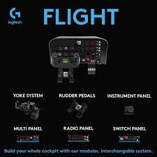 Инструкция <b>Logitech</b> Flight Instrument Panel