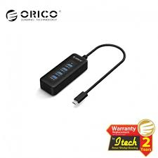 <b>Orico</b> C3R1H4 USB Hub 4 Port USB <b>Type C</b>