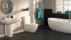 slate tile floor tiles bathroom