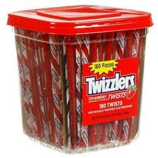 Image result for twizzlers red licorice